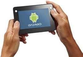 MID di MOTO con Android 2.0