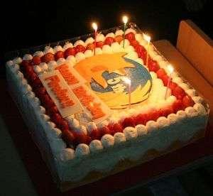 Quinto compleanno di Firefox