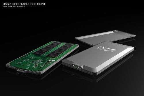 SSD USB 3.0 di OCZ