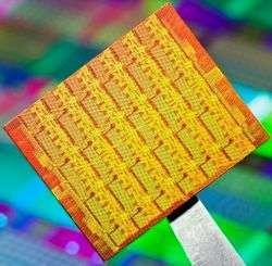Intel single-chip cloud computer