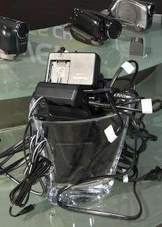 fili e caricabatterie: il passato