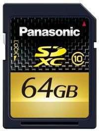 Panasonic RP-SDW64GE1K