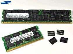 Samsung 40nm-class 4Gigabit DDR3