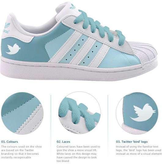 scarpe Twitter