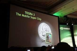 Il lancio ufficiale di Tegra 2