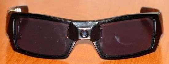 occhiali LCD