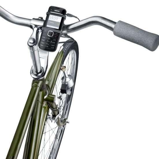 caricatore bici