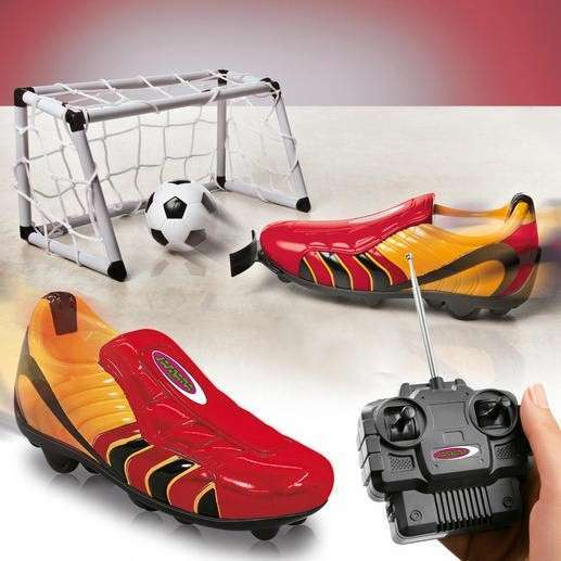 scarpe telecomandate