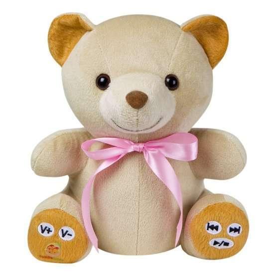 Cuddletunes Teddy Bear