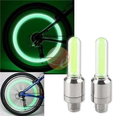 LED Flash Tyre Wheel Valve Cap