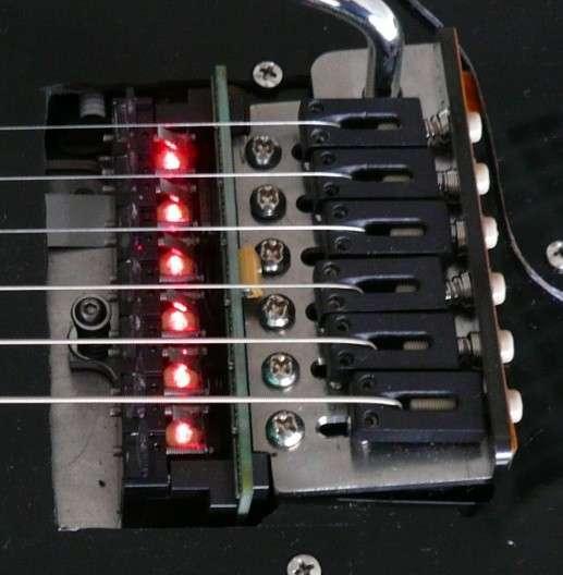 chitarra laser