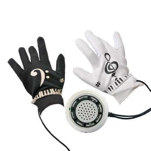 piano gloves