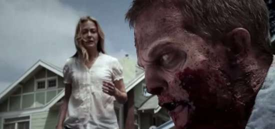 walking dead webisode