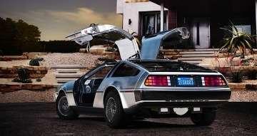 DeLorean elettrica