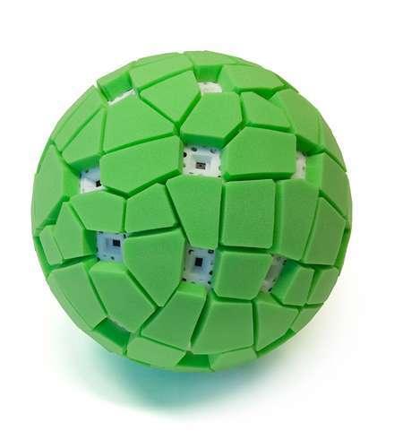 fotocamera palla