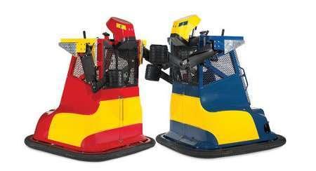 robot combattenti