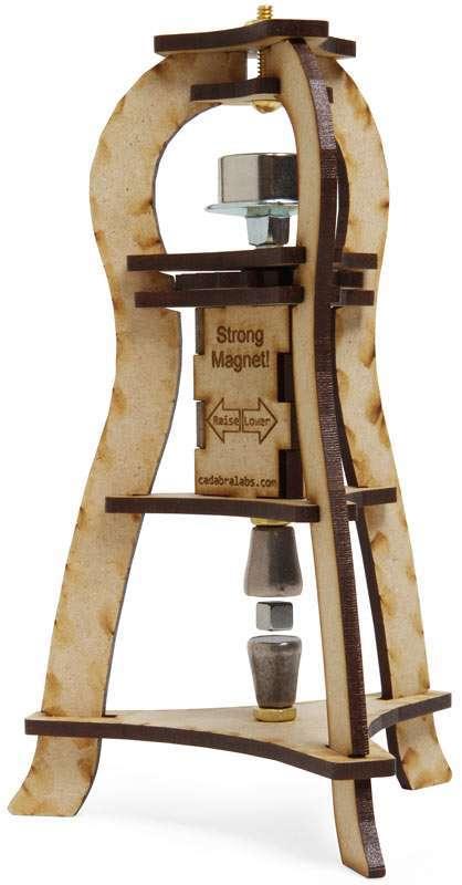 scultura magnetica