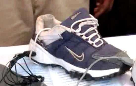 scarpe che ricaricano