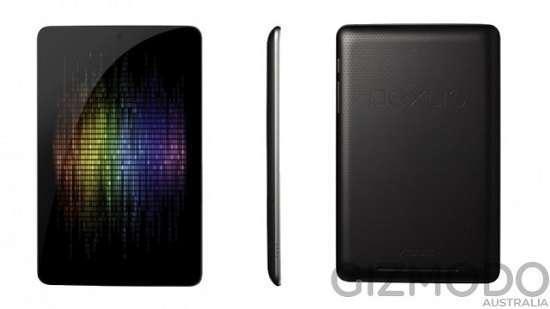 Le foto di Gizmodo del possibile Nexus 7 di Google
