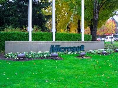 il campus microsoft