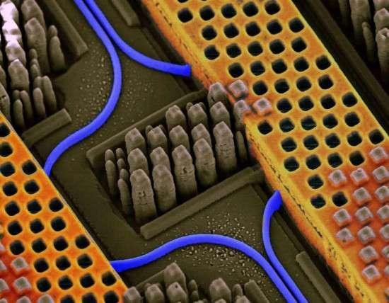 ibm nanofotonica