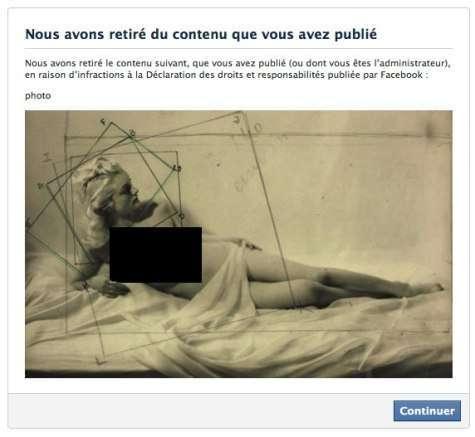 foto censurata