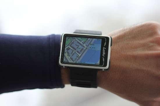 orologio satellitare