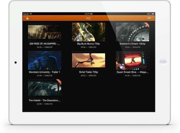 VLC 2 su iPad