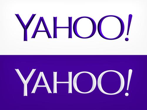 nuovo logo Yahoo!