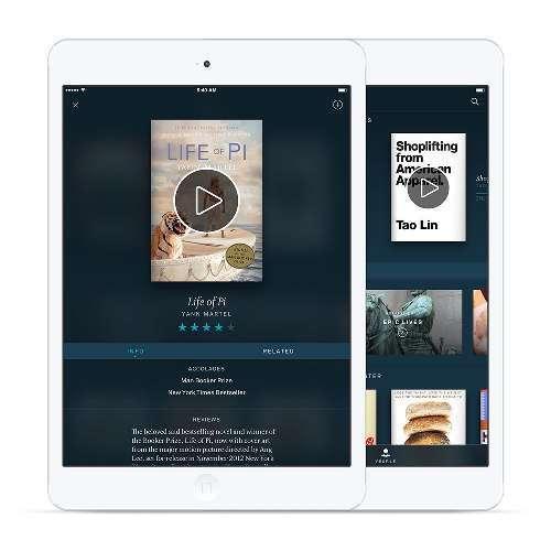 oyster per iPad