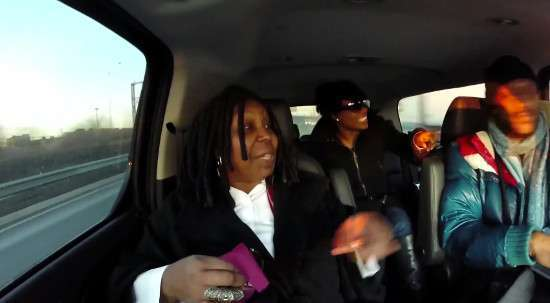 Rollin'with Whoopi