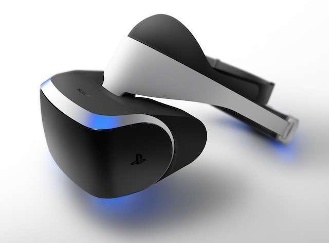 il prototipo del progetto morfeus di Sony