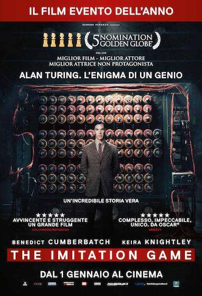la locandina di The Imitation Game