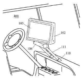 Illustrazione del brevetto