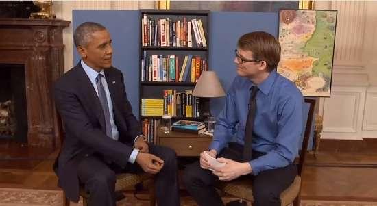 Obama su YouTube