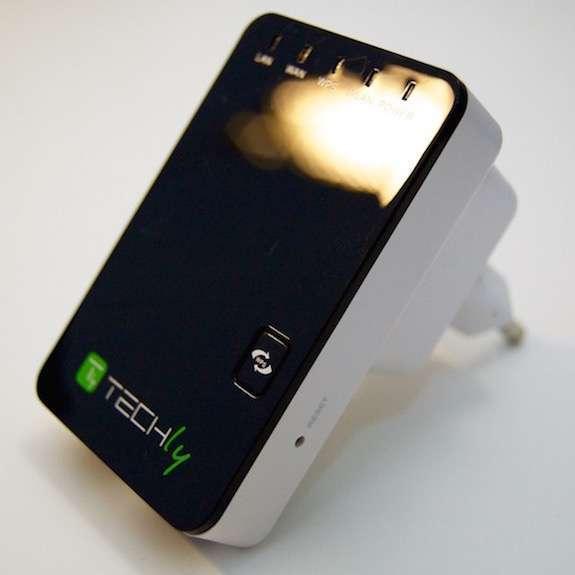 Il Mini Repeater-Router di Techly