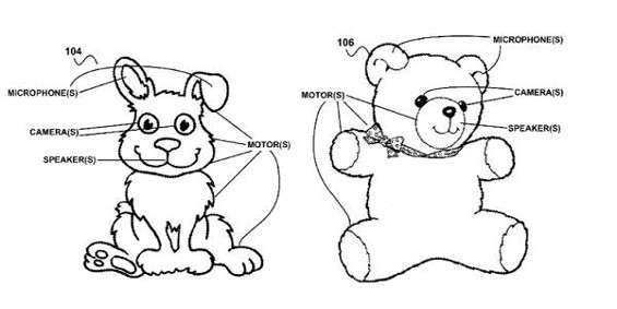 illustrazione brevetto