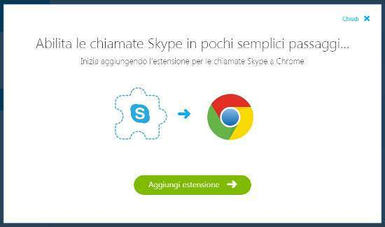 Estensione Chrome