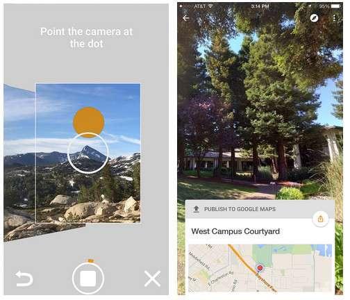App Street View