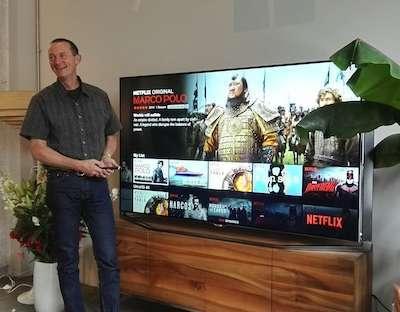 Neil Hunt, CPO Netflix