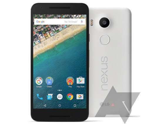 Nexus 5X - Fonte Android Police