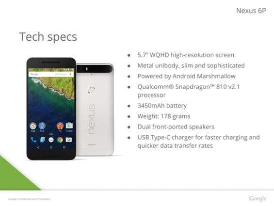 Nexus 6P - Fonte Android Police
