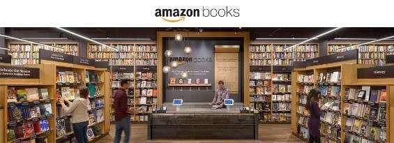 La libreria Amazon