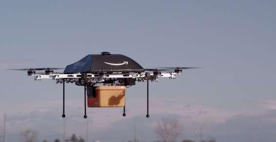 I droni di Amazon