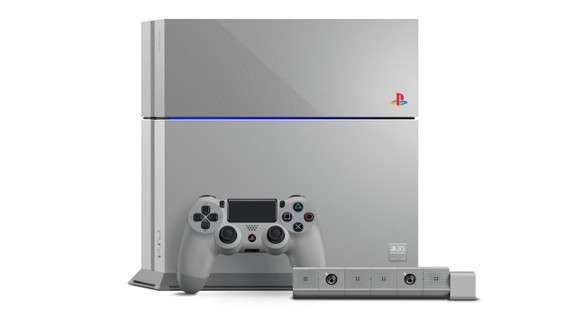 PS4 20th Anniversary