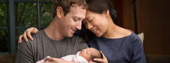 La famiglia Zuckerberg