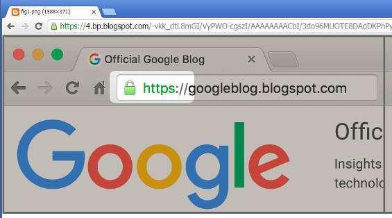Blogspot HTTPS, niente contenuti misti per Google