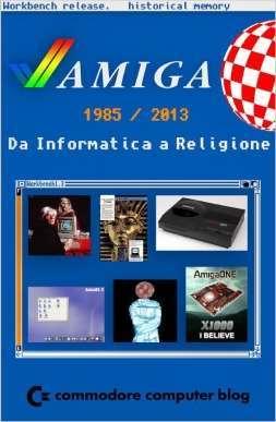 Amiga, da informatica a religione