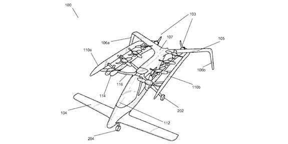 Veicolo volante Zee.Aero