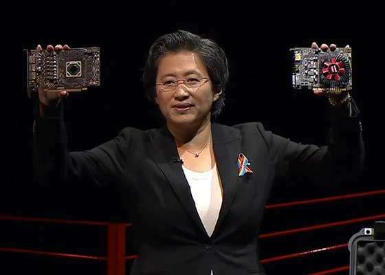 Presentazione delle schede grafiche Radeon RX 470 e 460
